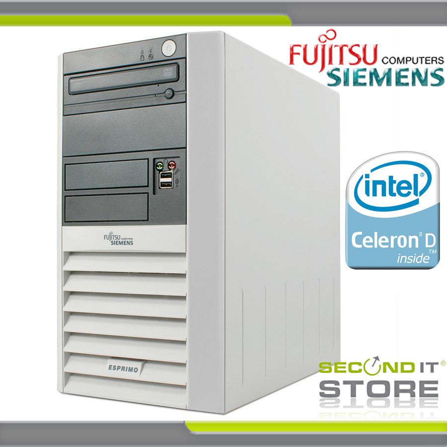 Fujitsu-Siemens-Esprimo-P5915-Intel-Celeron-D-mit-3-2-GHz-160-GB-HDD